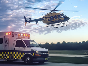 911 Field Operations Nature Coast EMS