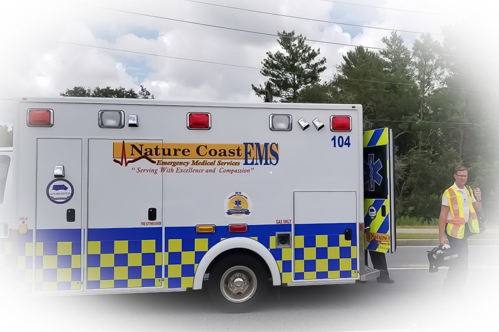 Nature Coast EMS Staff Participate in Nationally Accredited Training Program