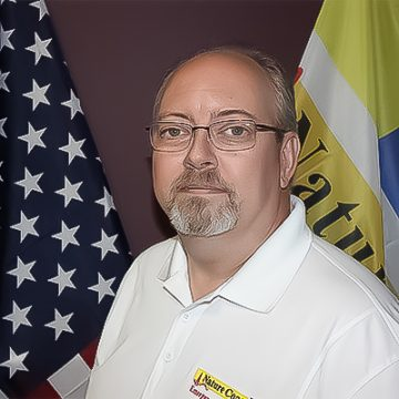 James Dinsh - Administrative Chief - NCEMS